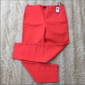 Vince Camuto size 8 Red pants, great condition